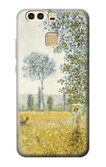 Printed Claude Monet Fields In Spring Huawei P9 Case