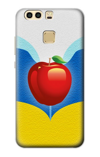 Printed Snow White Poisoned Apple Huawei P9 Case