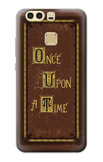 Printed Once Upon a Time Book Cover Huawei P9 Case