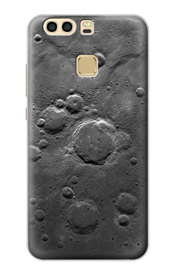 Printed Moon Surface Huawei P9 Case