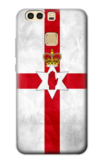 Printed Northern Ireland Flag Huawei P9 Case