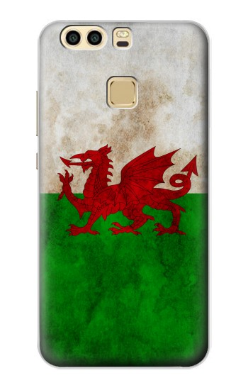 Printed Wales Red Dragon Flag Huawei P9 Case