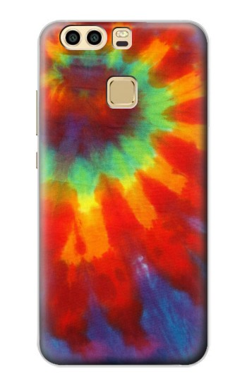Printed Colorful Tie Dye Fabric Texture Huawei P9 Case