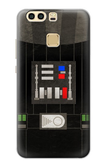 Printed Darth Vader Chest Plate Huawei P9 Case