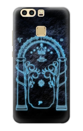 Printed Lord of The Rings Mines of Moria Gate Huawei P9 Case