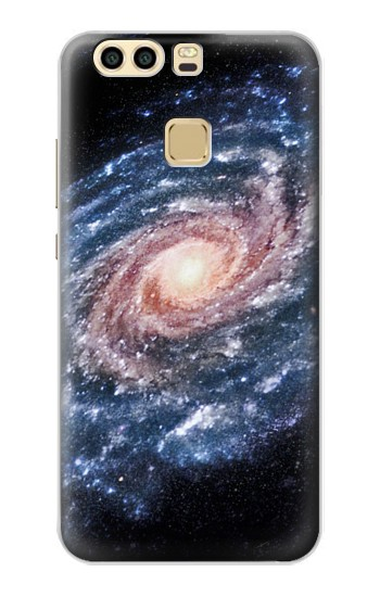 Printed Milky Way Galaxy Huawei P9 Case