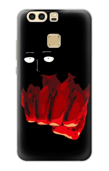Printed One Punch Man Fight Huawei P9 Case