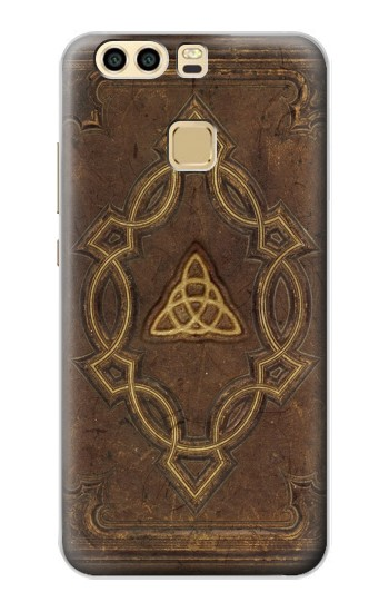 Printed Spell Book Cover Huawei P9 Case