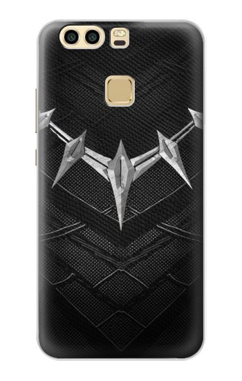 Printed Black Panther Inspired Costume Necklace Huawei P9 Case