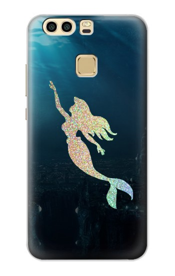 Printed Mermaid Undersea Huawei P9 Case