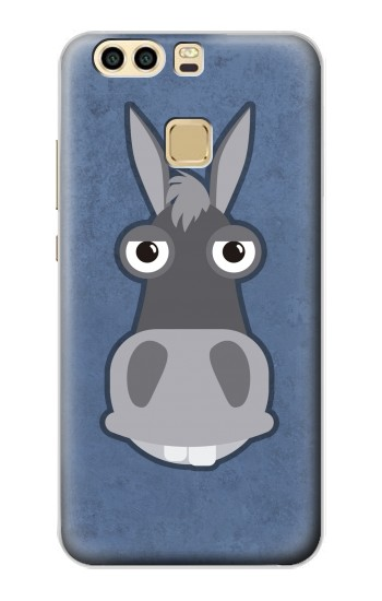 Printed Donkey Cartoon Huawei P9 Case