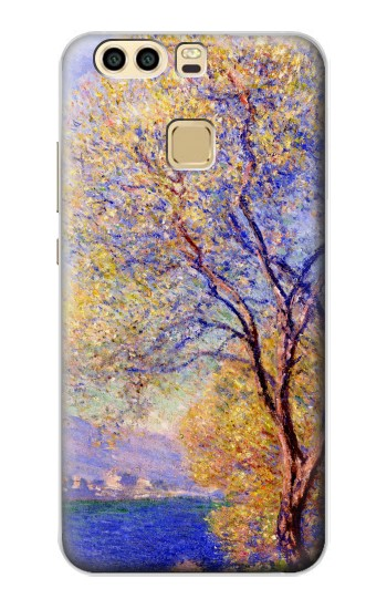 Printed Claude Monet Antibes Seen from the Salis Gardens Huawei P9 Case
