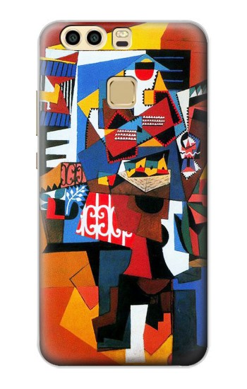 Printed Picasso The Bird Cage Huawei P9 Case