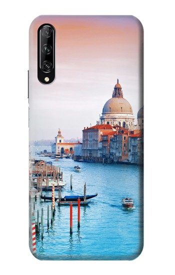Printed Beauty of Venice Italy Huawei P smart Pro 2019 Case