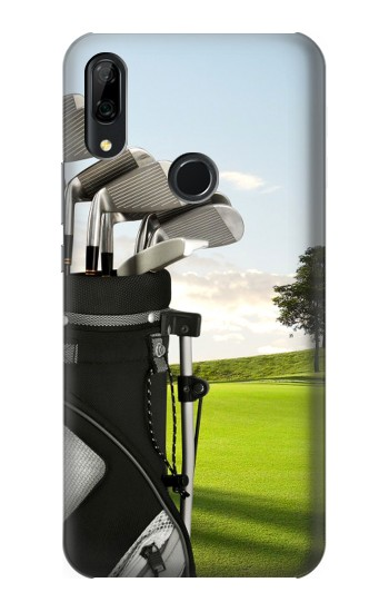 Printed Golf Huawei P Smart Z Case