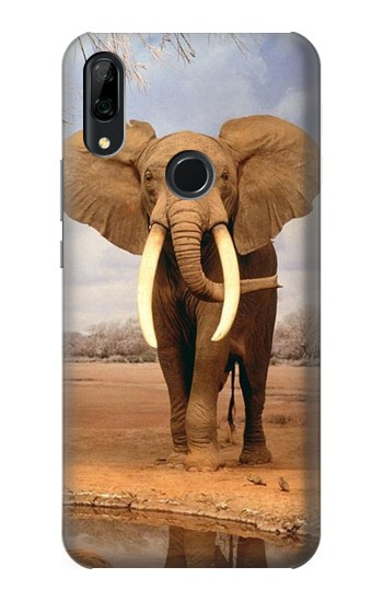Printed African Elephant Huawei P Smart Z Case
