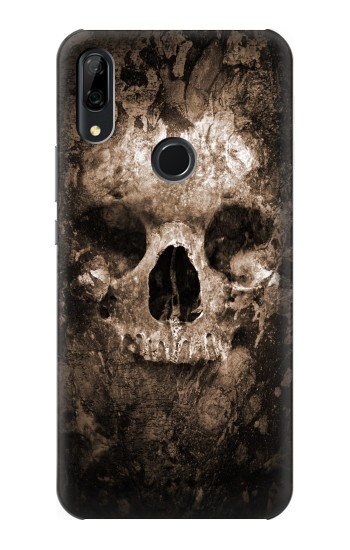 Printed Skull Huawei P Smart Z Case