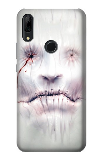 Printed Horror Face Huawei P Smart Z Case