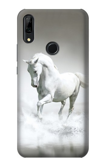 Printed White Horse Huawei P Smart Z Case