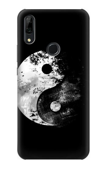 Printed Moon Yin-Yang Huawei P Smart Z Case