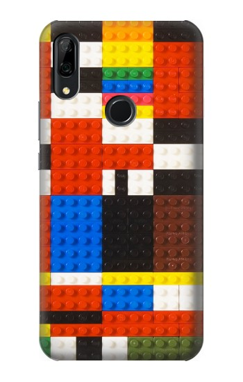 Printed Brick Toy Lego Graphic Printed Huawei P Smart Z Case