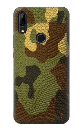 Printed Camo Camouflage Graphic Printed Huawei P Smart Z Case