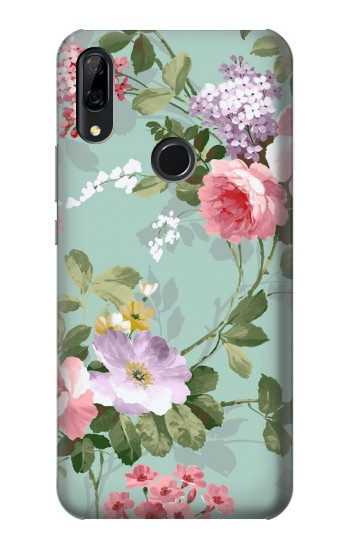 Printed Flower Floral Art Painting Huawei P Smart Z Case