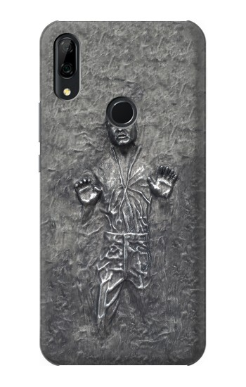 Printed Han Solo in Carbonite Huawei P Smart Z Case