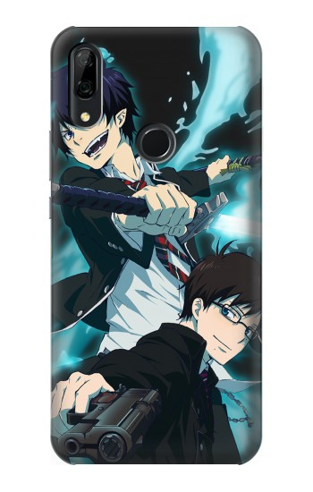 Printed Ao no Exorcist Blue Exorcist Rin Yukio Okumura Huawei P Smart Z Case