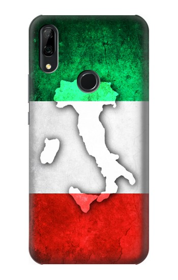 Printed Italy Flag Huawei P Smart Z Case