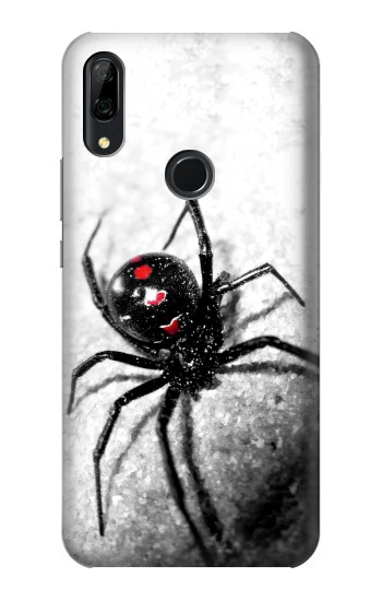 Printed Black Widow Spider Huawei P Smart Z Case