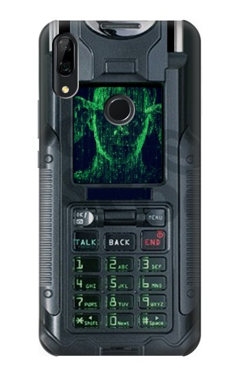 Printed The Matrix Mobile Phone Graphic Printed Huawei P Smart Z Case