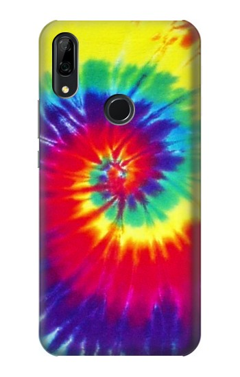 Printed Tie Dye Fabric Color Huawei P Smart Z Case