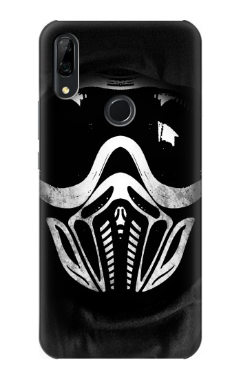 Printed Paintball Mask Huawei P Smart Z Case