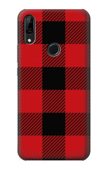 Printed Red Buffalo Check Pattern Huawei P Smart Z Case