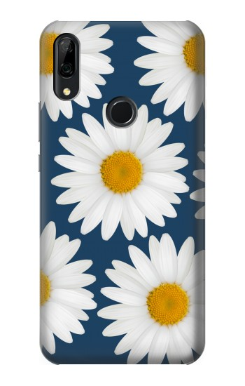 Printed Daisy Blue Huawei P Smart Z Case