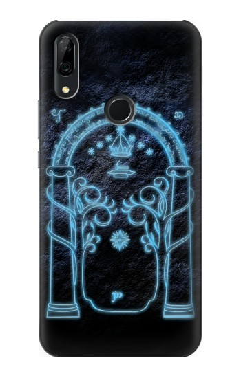 Printed Lord of The Rings Mines of Moria Gate Huawei P Smart Z Case