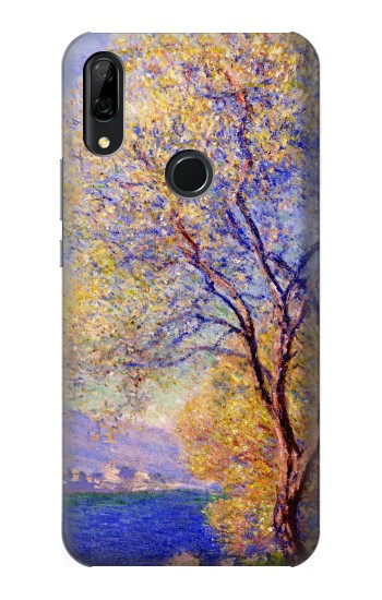 Printed Claude Monet Antibes Seen from the Salis Gardens Huawei P Smart Z Case