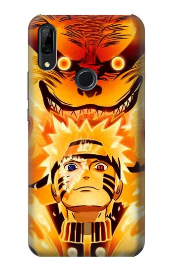 Printed Naruto Kurama Nine Tailed Fox Huawei P Smart Z Case