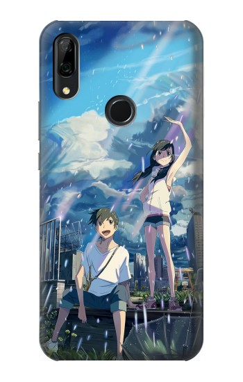 Printed Weathering With You Tenki No Ko Huawei P Smart Z Case