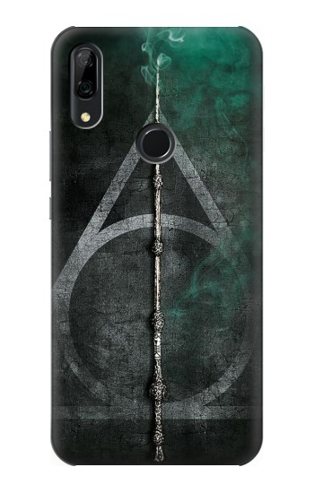 Printed Harry Potter Magic Wand Huawei P Smart Z Case