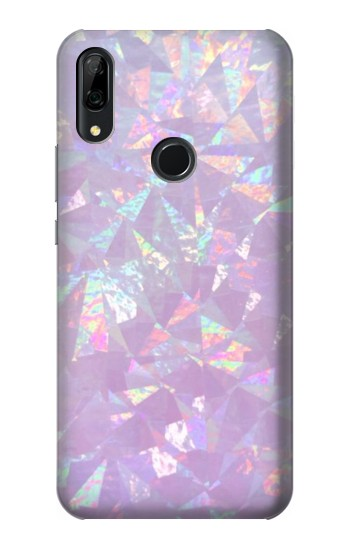 Printed Iridescent Holographic Photo Printed Huawei P Smart Z Case