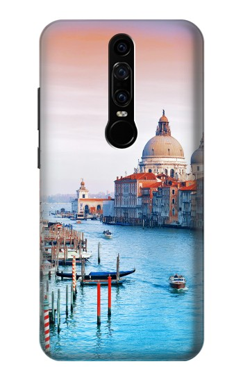Printed Beauty of Venice Italy Huawei Mate RS Porsche Design Case