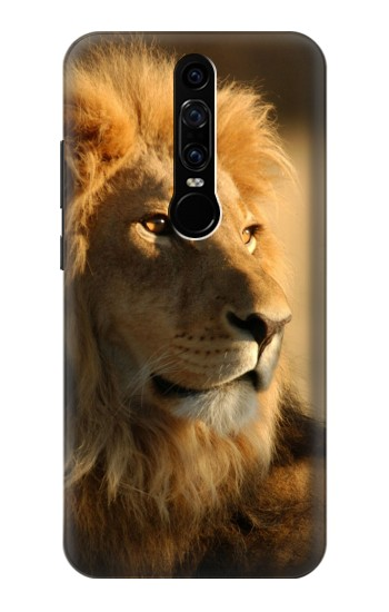 Printed Lion King of Forest Huawei Mate RS Porsche Design Case