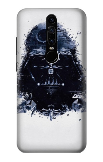 Printed Darth Vader Huawei Mate RS Porsche Design Case