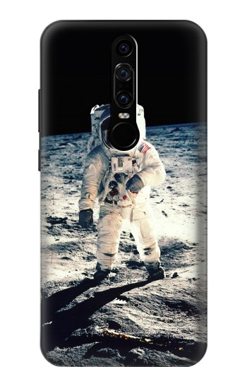 Printed Neil Armstrong First Man on The Moon Huawei Mate RS Porsche Design Case