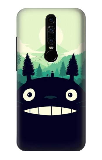 Printed My Neighbor Totoro Huawei Mate RS Porsche Design Case