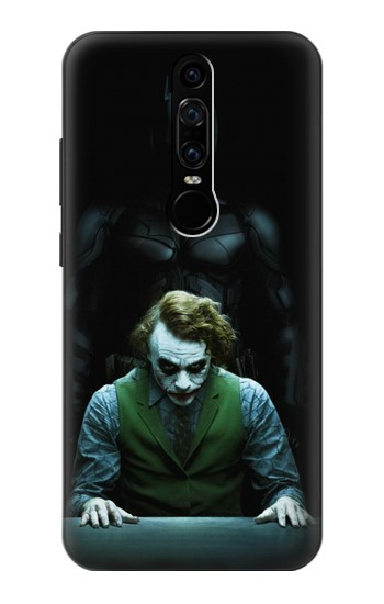 Printed Batman Joker Huawei Mate RS Porsche Design Case