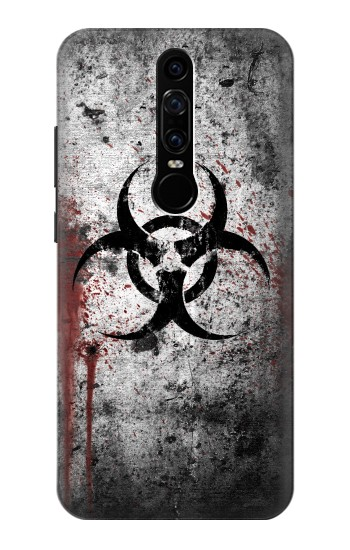 Printed Biohazards Biological Hazard Huawei Mate RS Porsche Design Case