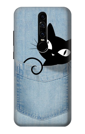 Printed Pocket Cat Huawei Mate RS Porsche Design Case